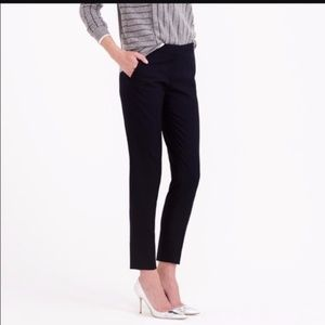 J.Crew campbell ankle pants with pockets (Q8)